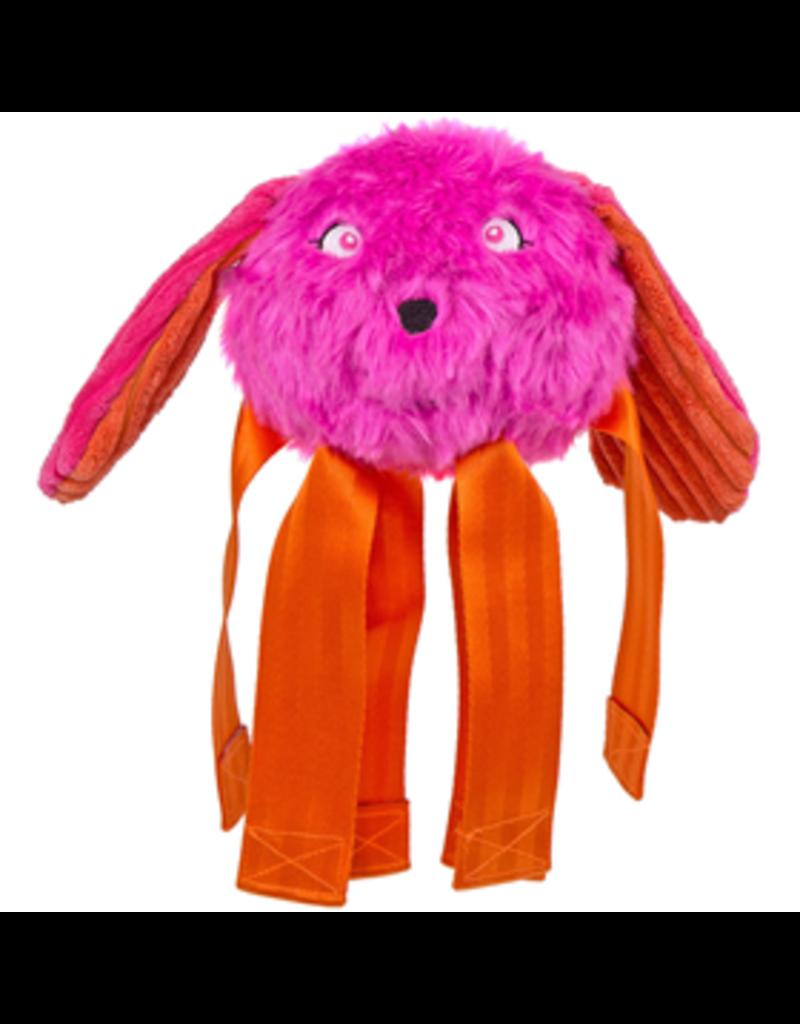 HuggleHounds Seat belt Buddie Bunny