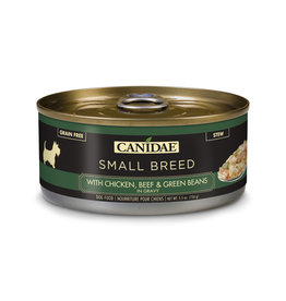 Canidae Canidae Small Breed Stew Canned Dog Food | Chicken, Beef & Green Beans in Gravy 5.5 oz single