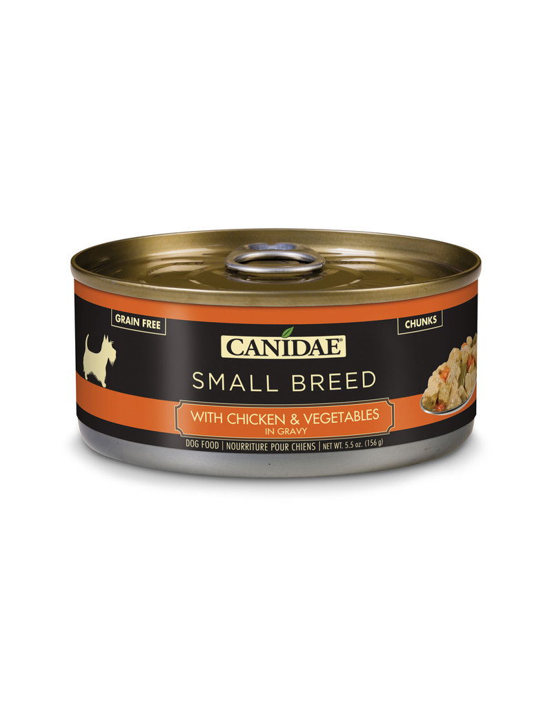 Canidae Canidae Small Breed Chunks Canned Dog Food | Chicken & Vegetables in Gravy 5.5 oz single