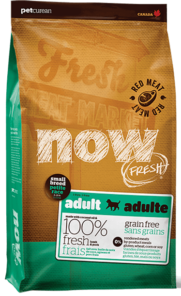Petcurean GO!™ and NOW FRESH™