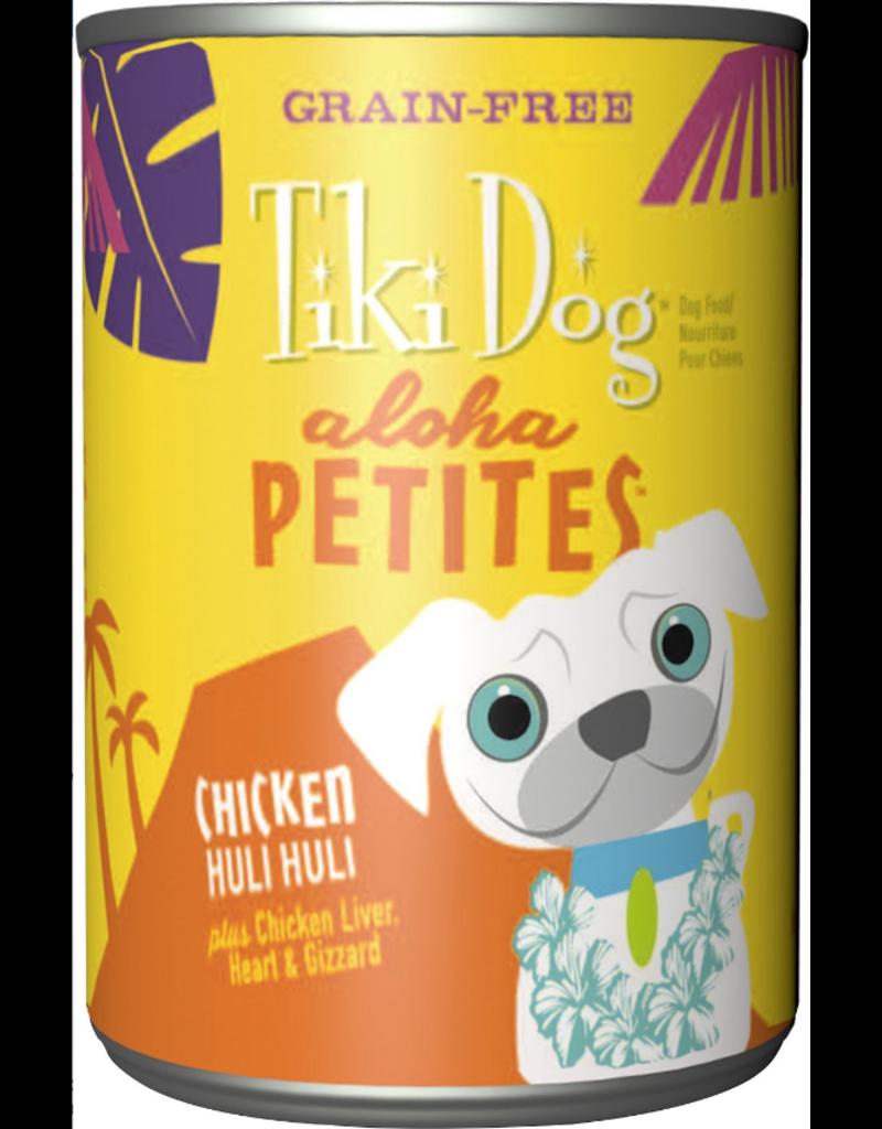 Tiki Dog Aloha Petites Canned Dog Food Huli 9 oz single