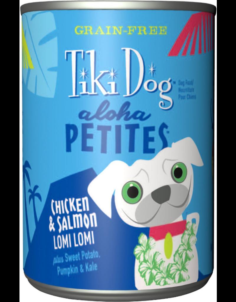 Tiki Dog Aloha Petites Canned Dog Food Lomi Lomi 9 oz single