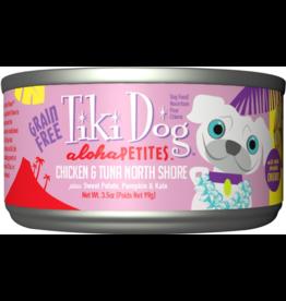 Tiki Dog Aloha Petites Canned Dog Food North Shore 3.5 oz single