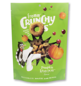 Fromm Fromm Crunchy-O's Dog Treats Pumpkin Kran Pow 6 oz