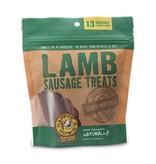 """Happy Howie's Happy Howie's Dog Treats Baker's Dozen 4"""" Lamb Sausage 8 oz"""