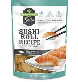 Betsy Farms Betsy Farms Bistro Dog Treats Sushi Roll 8 oz