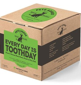 Granville Island Pet Granville Pets Agree Biscuits Everyday is Tooth Day Small 2 lb