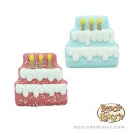 Bosco and Roxy's Bosco and Roxy's Birthday Paw-ty Three Tier Cake single