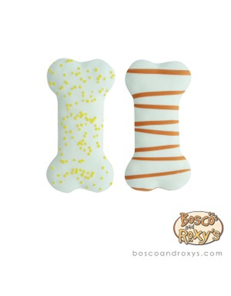 Bosco and Roxy's Bosco and Roxy's Dog Assorted Color Dipped Bones single