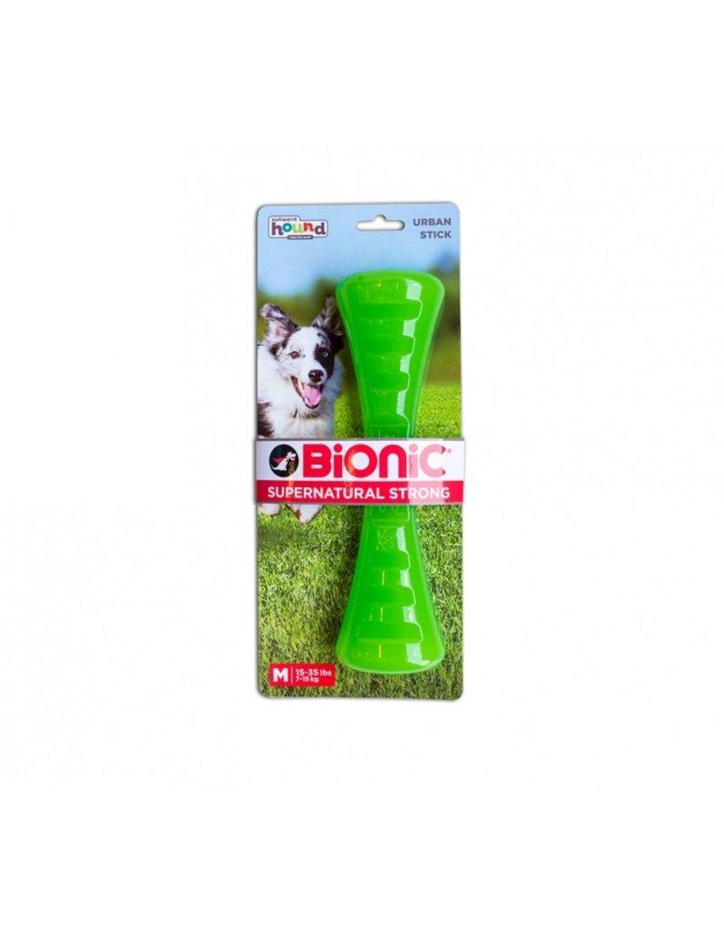 Outward Hound Bionic Urban Stick Large Green