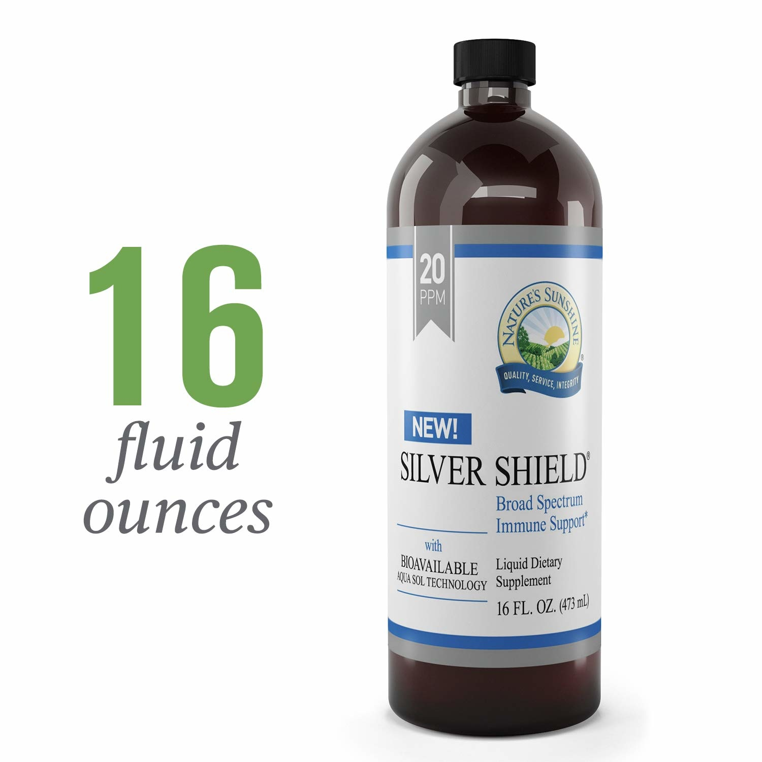 Silver Shield: One supplement for all your health needs