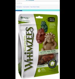 Whimzees Whimzees Dog Treats Hedgehog Bag Large 12.7 oz