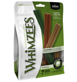 Whimzees Dog Treats Stix 7 pieces Large 14.8 oz