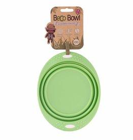 Beco pets Beco Travel Bowl Medium Green