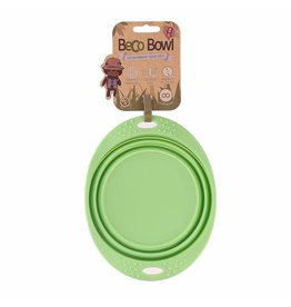 Beco pets Beco Travel Bowl Medium Green