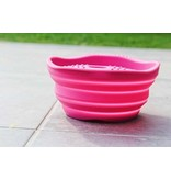 Beco pets Beco Travel Bowl Medium Pink