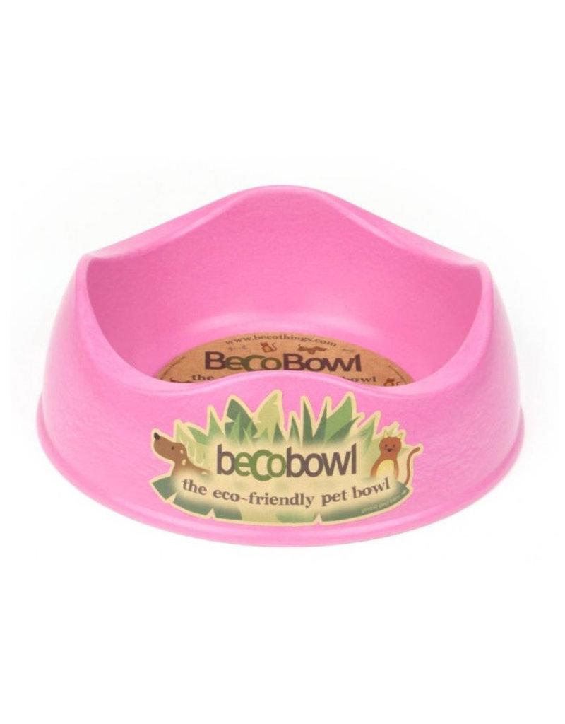 Beco pets Beco Bowl Dog Bowls Pink Small