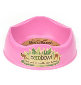 Beco pets Beco Bowl Dog Bowls Pink Medium