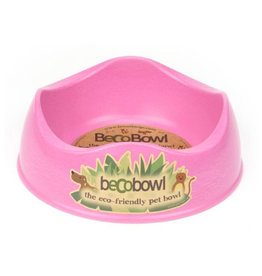 Beco pets Beco Bowl Dog Bowls Pink Medium