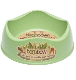 Beco pets Beco Bowl Dog Bowls Green Small