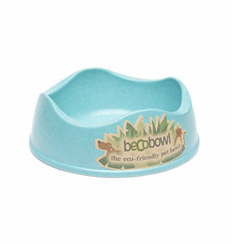 Beco pets Beco Bowl Dog Bowls Blue Small