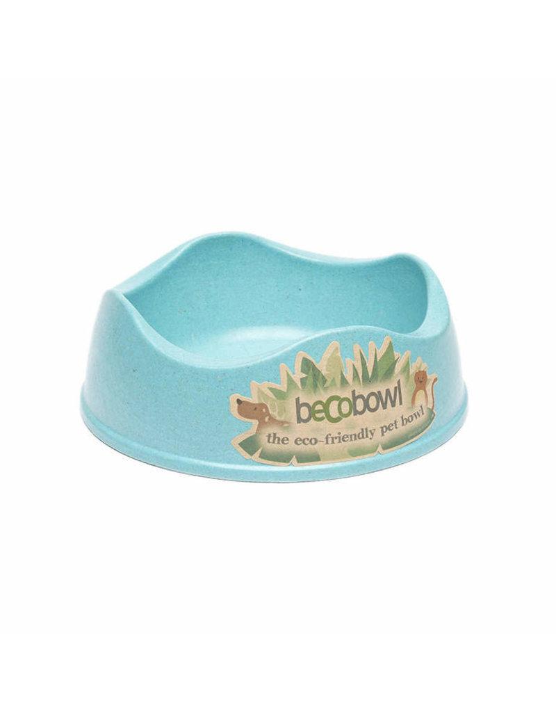 Beco pets Beco Bowl Dog Bowls Blue Small