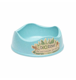 Beco pets Beco Bowl Dog Bowls Blue Medium