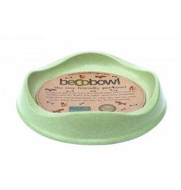 Beco Bowl Cat Bowls  Green Cat