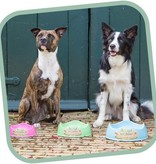 Beco pets Beco Bowl Dog Bowls Green Small