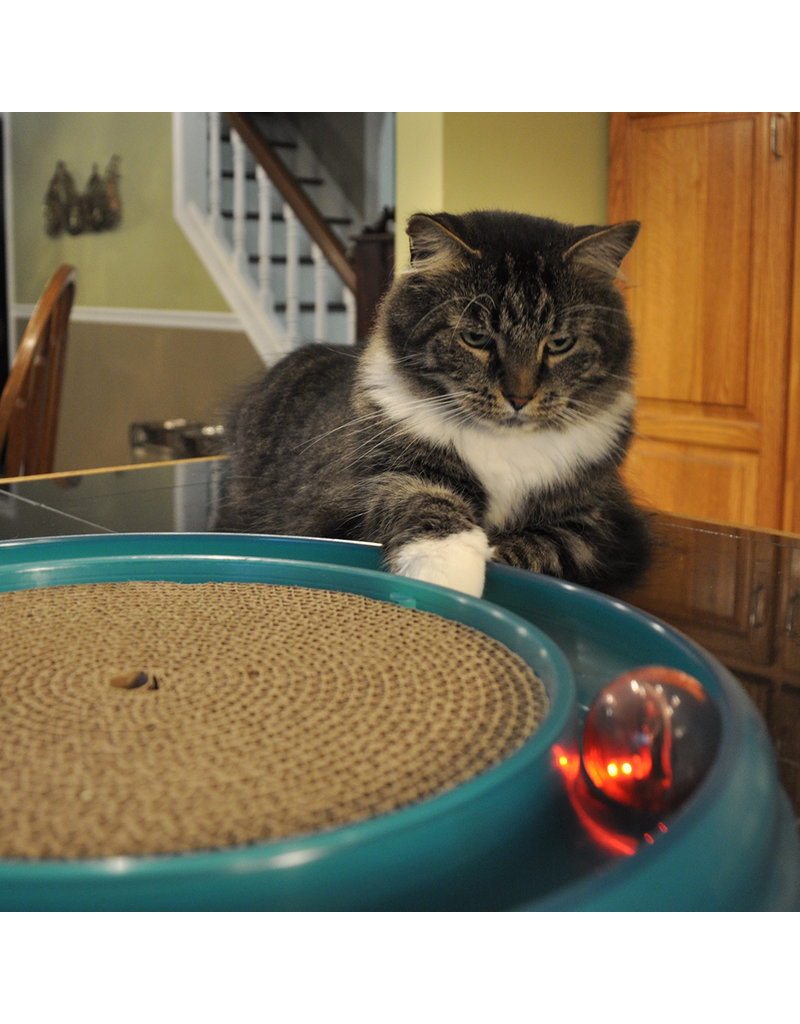 Coastal Cat Toys Turbo Starchaser Scratchpad
