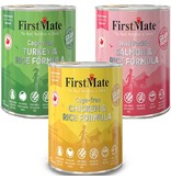 Firstmate FirstMate Dog Can Grain Friendly Turkey Rice 12 oz