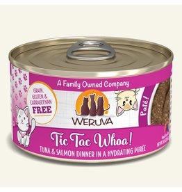 Weruva Weruva Cat Pates Canned Cat Food Tic Tac Whoa! 3 oz single