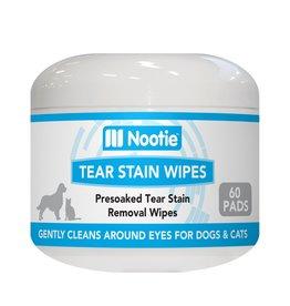 Nootie Nootie 60 ct Dog & Cat Tear Stain Wipes