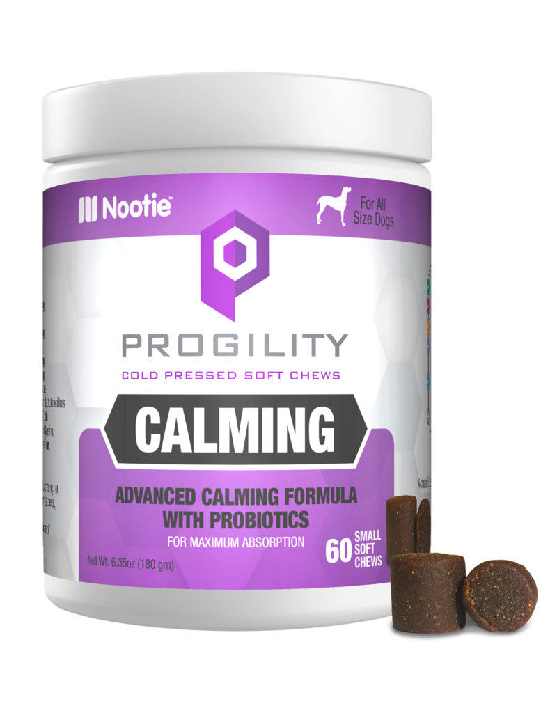Nootie Dog Progility Small Soft Chew Calming 60 count