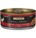 Canidae Canidae Small Breed Stew Canned Dog Food | CASE Beef, Chicken & Vegetables in Gravy 5.5 oz