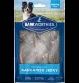 Barkworthies Barkworthies Dog Jerky Treats  Kangaroo Jerky 4 oz
