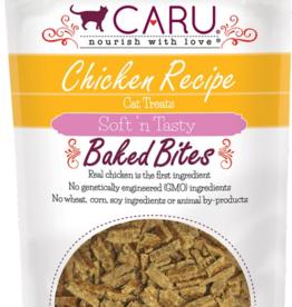Caru Caru Baked Cat Treats Chicken 3 oz