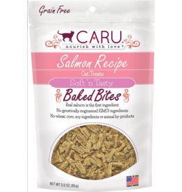 Caru Caru Baked Cat Treats Salmon 3 oz