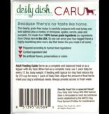 Caru Caru Dog Daily Dish Stew Turkey/Wild Salmon 12.5 oz single
