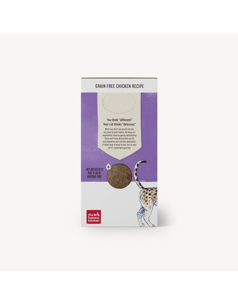 The Honest Kitchen The Honest Kitchen Dehydrated Cat Food | Prowl Grain Free Chicken Recipe 4 lb