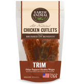 Earth Animal Earth Animal Dog Jerky Treats Trim Chicken 8 oz