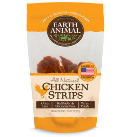 Earth Animal Earth Animal Dog Jerky Treats All Natural Chicken 8 oz