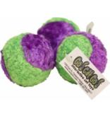 Cosmic Cosmic Cat Toys CASE Fuzzy Tennis Balls 36 pc