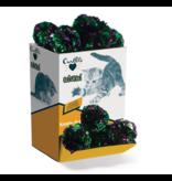Cosmic Cosmic Cat Toys CASE Krinkle Balls 36 pc