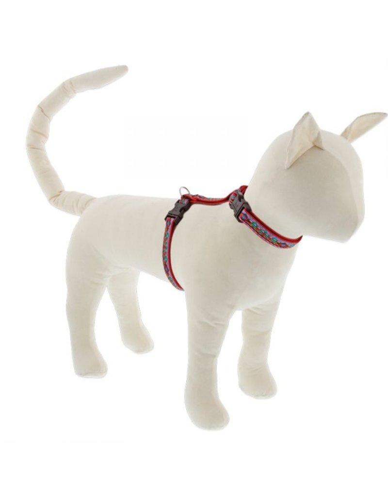 "Lupine Lupine Cat H-Harness | El Paso 9-14"""