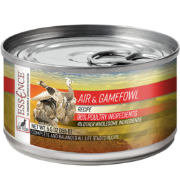Essence Air & Gamefowl Recipe Canned Cat Food 24 / 5.5 oz CASE