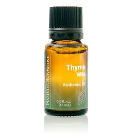 Nature's Sunshine Essential Oils Thyme 15 ml