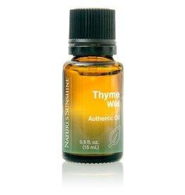 Nature's Sunshine Thyme Oil 15 mL