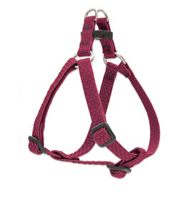 "Lupine Eco Step-In Harness 1"" Berry 19""-28"""