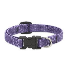 "Lupine Eco Collar 1/2"" Lilac 8""-12"""